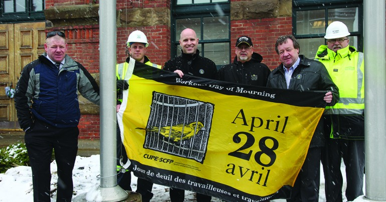 Making workplaces safer – CUPE's 2015 health and safety highlights