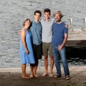 Paul Dewar and family